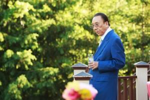 Restaurateur Michael Tong